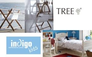 Tree & Indigo Kids : du nouveau pour l'intérieur de nos petits