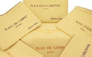 Where Else : Des pochettes jet-set