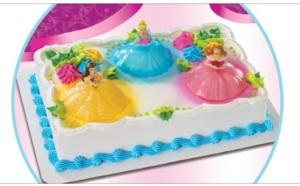 Des gâteaux de princesses