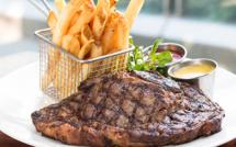 GRAND CENTRAL BAR & GRILL: le bon Steak House de Kowloon