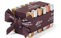 40 ans de La Maison du Chocolat