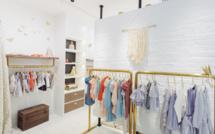 La marque de vêtements enfants haut de gamme, Velveteen, ouvre son tout premier concept-store