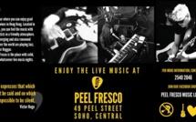 Le Peel Fresco, là où la musique est bonne !