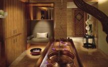 Session détente à deux au spa du Mandarin Oriental
