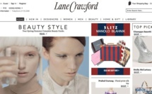 L'e-boutique Lane Crawford