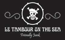 Le Tambour on the Sea : la «friendly junk» lève la voile !