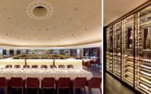 Le Dôme de Cristal : le restaurant co-brandé Cristal ouvre ses portes à Galleria
