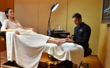 Pédicure médicale au Landmark Mandarin Oriental