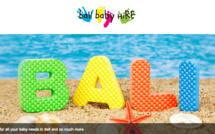 Bali Baby Hire : voyagez léger même en famille !