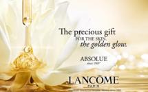 """News Partenaire : Lancôme Absolue célèbre le demi-siècle de son """"Golden Glow"""" et présente deux belles surprises !"""