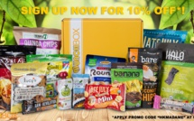 News partenaire : MunchBox, des snacks sympas à consommer sans modération !