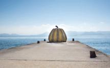 Les iles de l'art moderne dans la mer intérieure du Japon