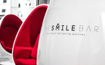 THE SMILE BAR: un sourire Email Diamant en quelques minutes !